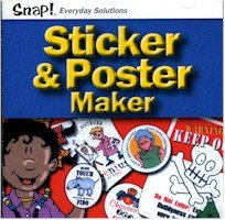 STICKER AND POSTER MAKER - SNAP