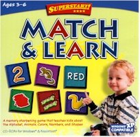 MATCH AND LEARN (SUPERSTART SERIES)