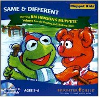 MUPPET KIDS VOL 5 - SAME AND DIFFERENT