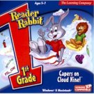 READER RABBIT 1ST GRD CAPERS CLOUD 9 JC