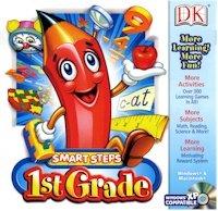 SMART STEPS - 1ST GRADE (JC)