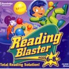 READING BLASTER AGES 6-8
