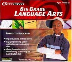 SPEEDSTUDY - 6TH GRADE LANGUAGE ARTS