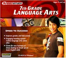SPEEDSTUDY - 7TH GRADE LANGUAGE ARTS