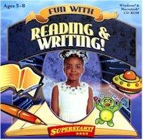 SUPERSTART - FUN W/ READING AND WRITING