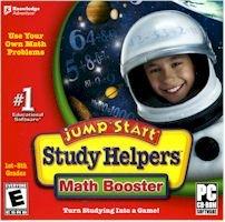 JUMP START STUDY HELPERS MATH BOOSTER