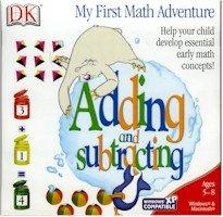 MY FIRST AMAZING MATH ADV - ADD & SUBTRT