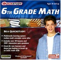 SPEEDSTUDY - 6TH GRADE MATH