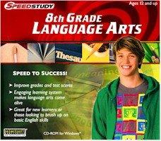 SPEEDSTUDY - 8TH GRADE LANGUAGE ARTS