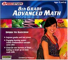 SPEEDSTUDY - 8TH GRADE MATH ADVANCED