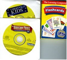 OREGON TRAIL 5 HISTORY LEARNING SYSTEM