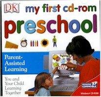 MY FIRST CDROM - PRESCHOOL