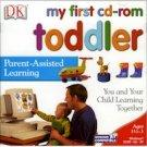 MY FIRST CDROM - TODDLER