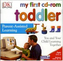 MY FIRST CDROM - TODDLER