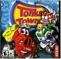 TONKA TOWN (JEWEL CASE)