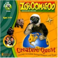 ZOBOOMAFOO - CREATURE QUEST