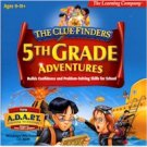 CLUE FINDERS 5TH GRADE ADVENTURES V. 1.0