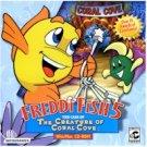 FREDDI FISH 5 - CREATURE OF CORAL COVE