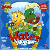 FREDDI FISH AND LUTHERS - WATER WORRIES