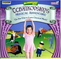 SUPERSTART - TCHAIKOVSKYS MUSICAL ADVEN