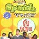 Standard Deviants School - Spanish, Program 5 - Articles and Pro
