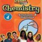 Standard Deviants School - Chemistry, Program 4 - Solutions & Di