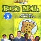 Standard Deviants School - Basic Math, Program 5 - Integer Grab