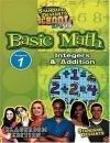 Standard Deviants School - Basic Math, Program 1 - Integers & Ad