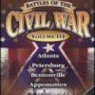 Battles of the Cilvil War, Vol. 3