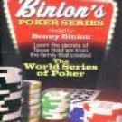 Binion's Poker Series