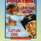Long John Silver/Captain Kidd