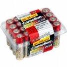 AA Alkaline Batteries, 24 Pack