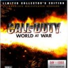 CALL OF DUTY WORLD AT WAR COLLECTORS TIN