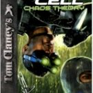 SPLINTER CELL - CHAOS THEORY (DVD BOX)