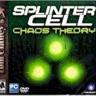SPLINTER CELL - CHAOS THEORY (JC)