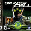 SPLINTER CELL AND PANDORA TOMORROW