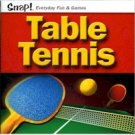 TABLE TENNIS - SNAP