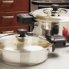 Precise Heat 9-Element Low Pressure, Pressure Cooker