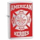 American Heroes Firefighter Lighter