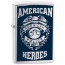 American Heroes Police Lighter