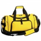 "Extreme Pak 21"" Yellow Sport Duffle Bag"