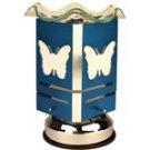 Electric Oil Warmer - Blue Butterfly
