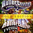 ROLLER COASTER TYCOON 3 GOLD