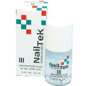 Nail Tek III Protection Plus .5oz