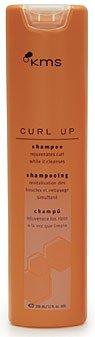 KMS Curl Up Shampoo  12oz