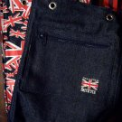 """Graham Webb """"Brit Style"""" Denim Bag"""