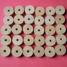 "40 CORK RINGS 11/4""X1/2"" BORE 1/4"" GRADE FLOR - 1.25"