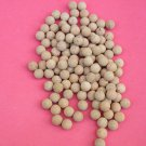 "100 NATURAL CORK BALLS 1/2"" DIAMETER"