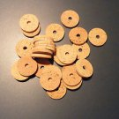 "30 CORK RINGS 1 1/4""X1/8"" BORE 1/4"" GRADE MIXT MEDIUM"