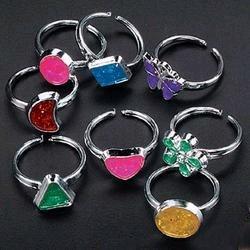 7200 Plastic Ring Assortment